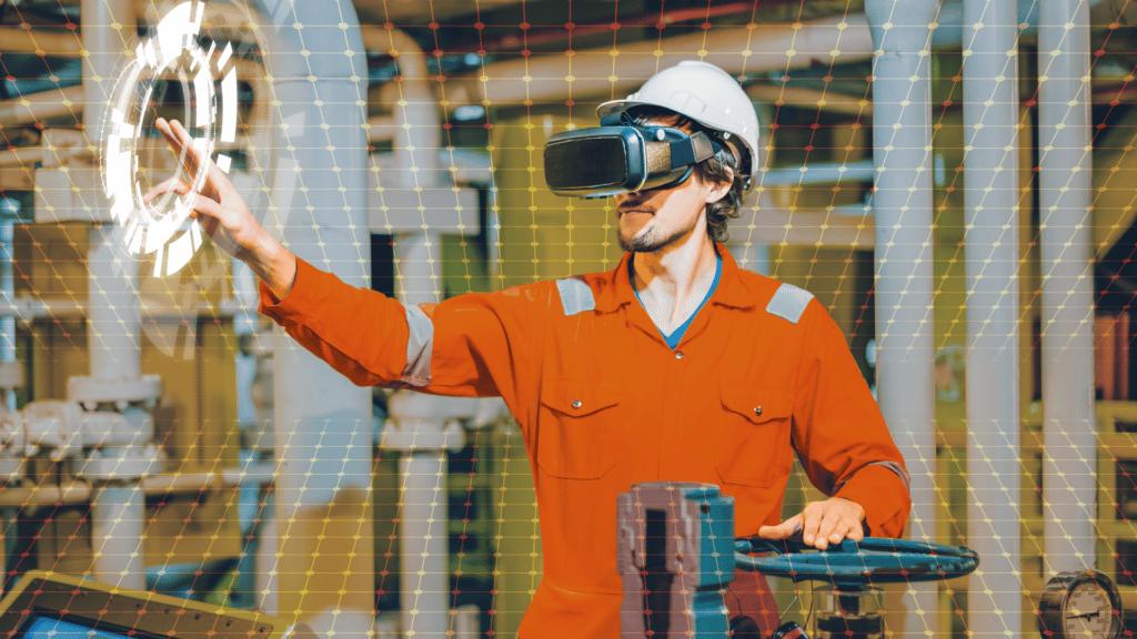 VR maritime training